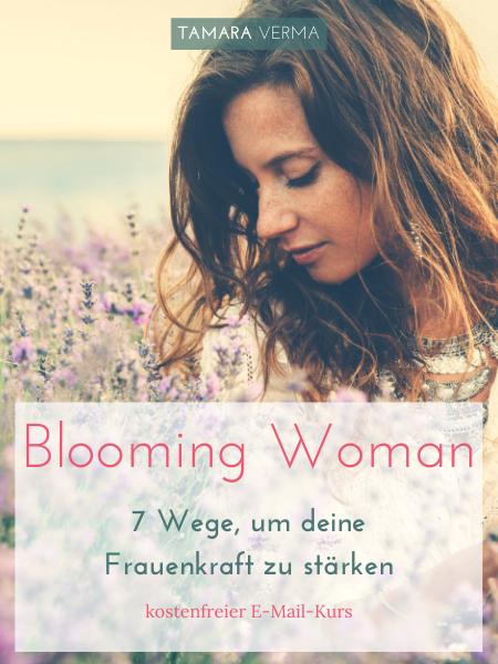Blooming Woman